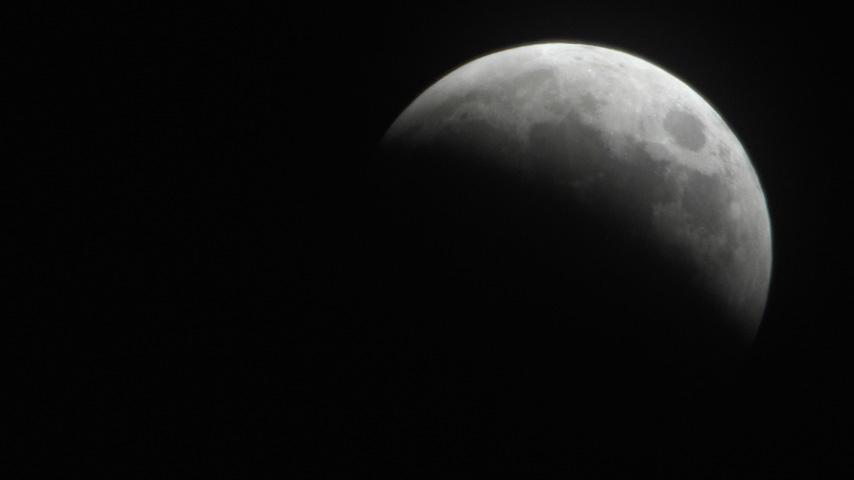 La cara oscura de la Luna