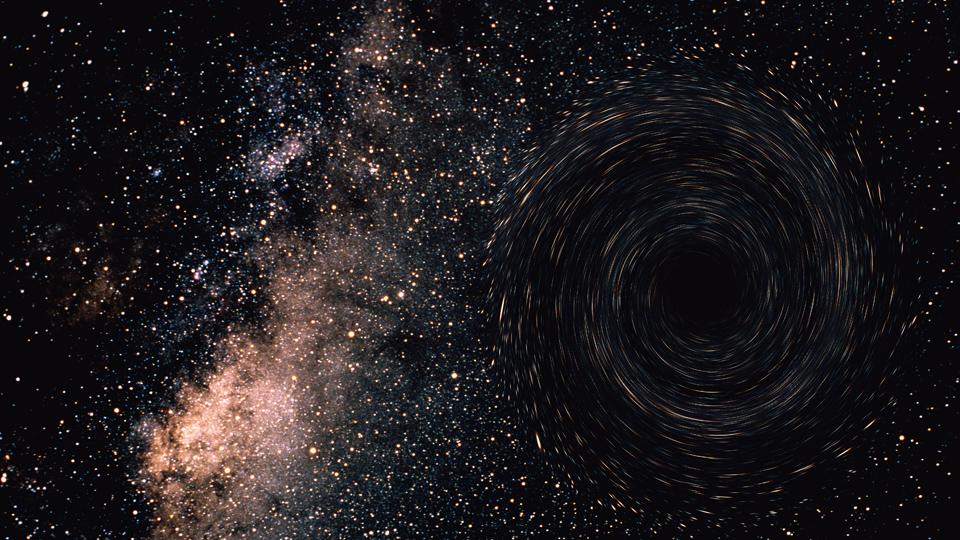 El agujero negro de la Vía Láctea