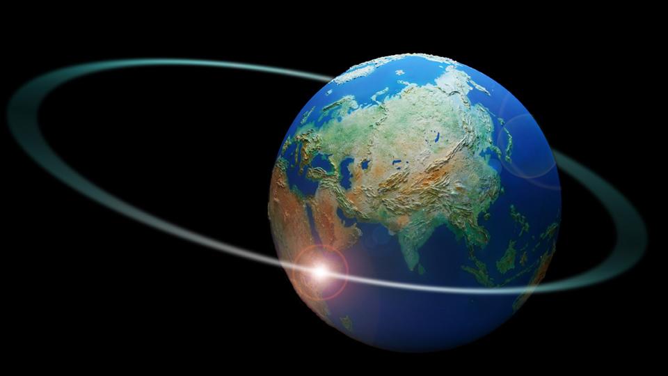 ¿Qué es una órbita?