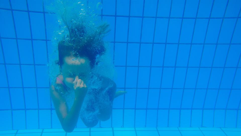 ¿Cómo aguantamos la respiración?