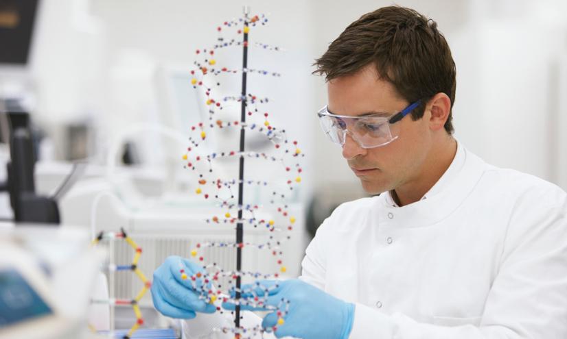 El descubrimiento del ADN