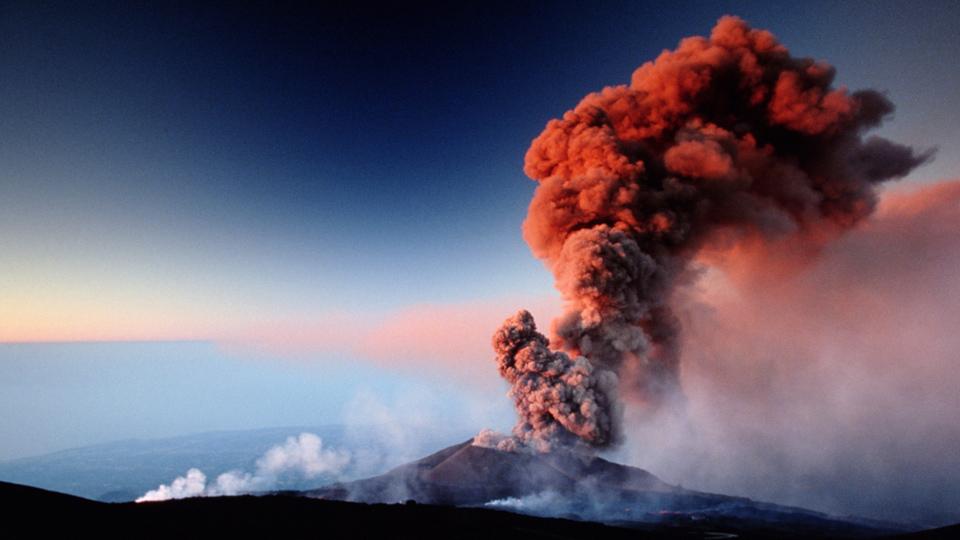 Peligro: la ceniza volcánica