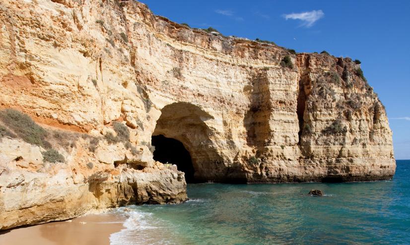 ¿Cómo se forman las cuevas?