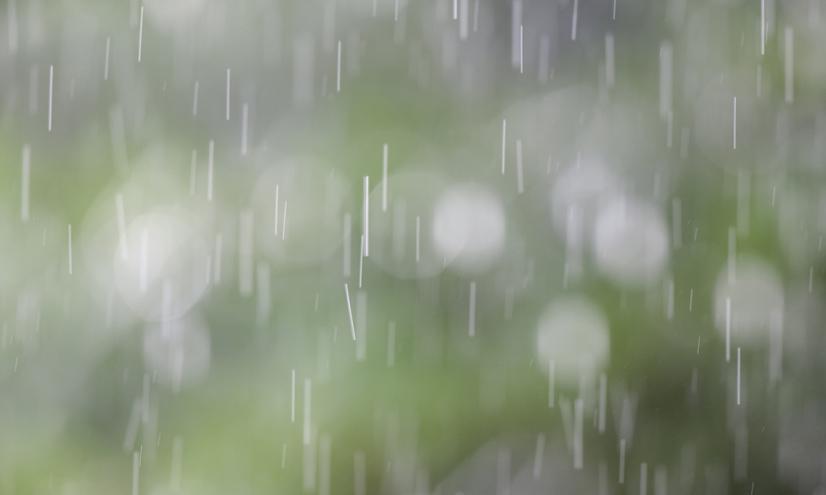 Tipos de tiempo atmosférico: la lluvia