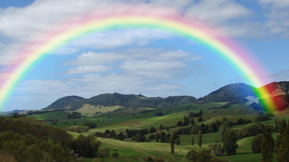 ¿Qué es un arco iris?
