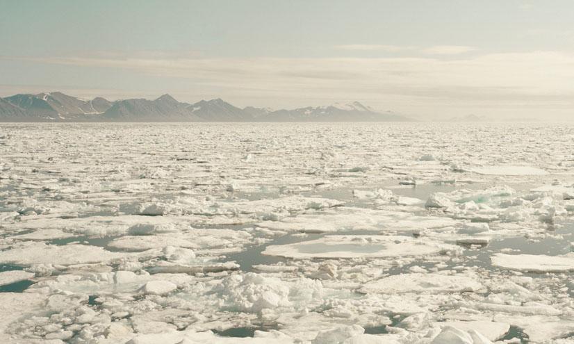 Los océanos: mares helados