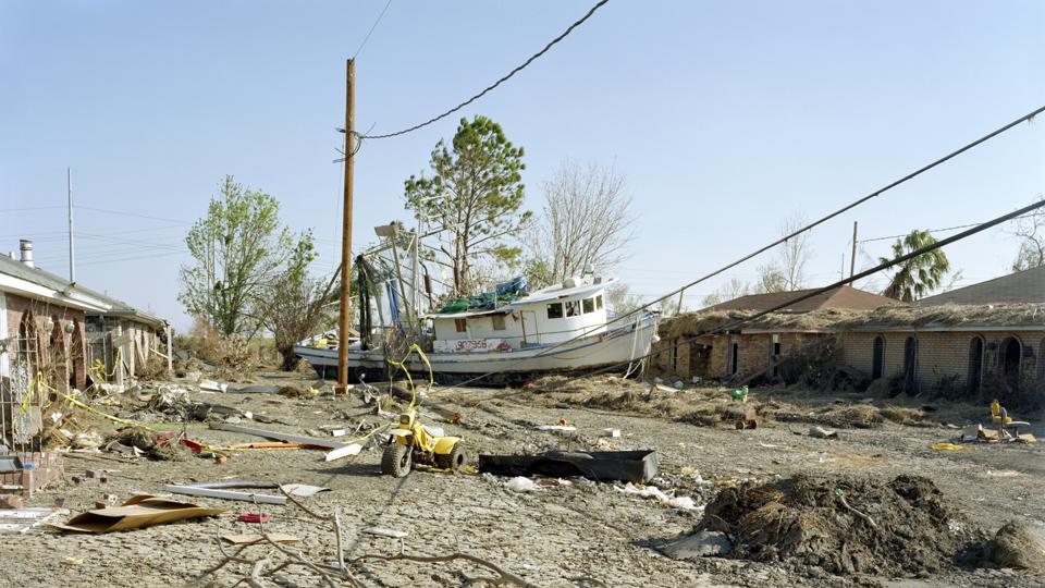 Nueva Orleans y el huracán Katrina