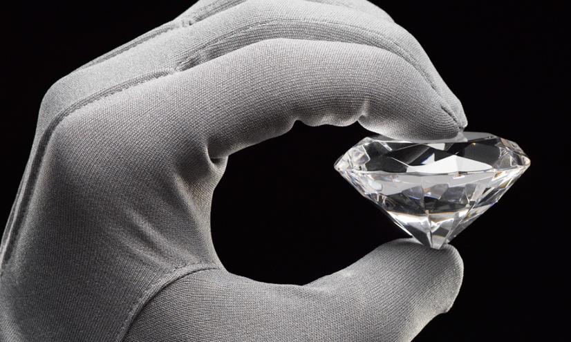 El carbono: diamantes sintéticos