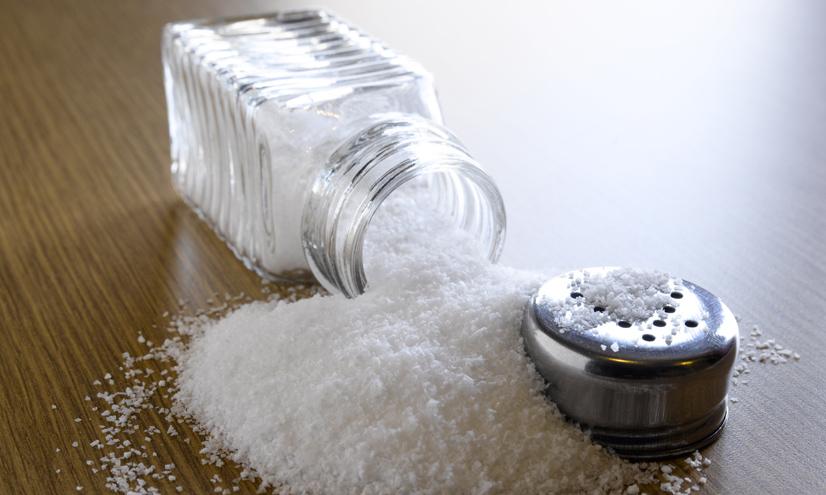 La sal como conservante