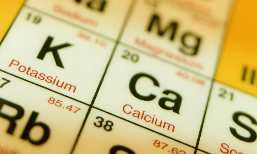 La tabla periódica y la estructura de los átomos