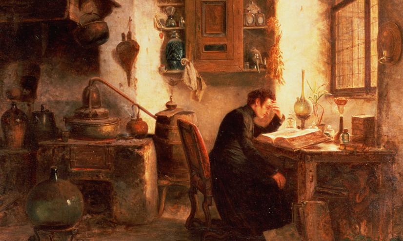 Los comienzos de la química: la maldición del flogisto