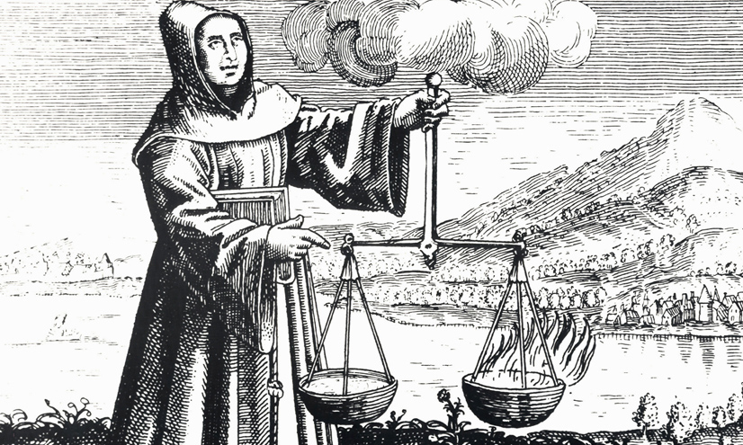 Los comienzos de la química: el flogisto y el oxígeno