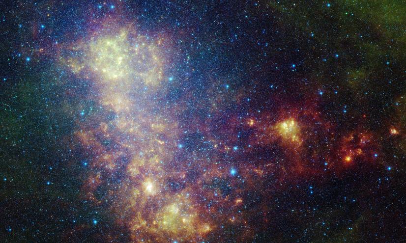 Estamos hechos de estrellas