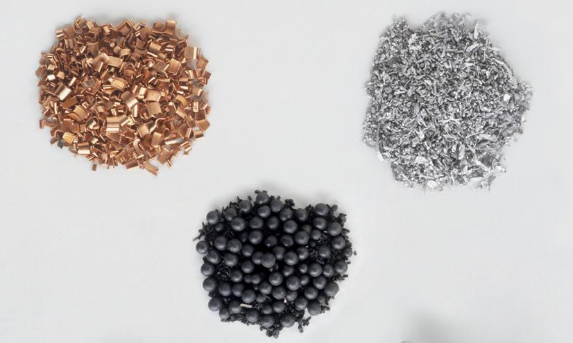 Los metales de transición