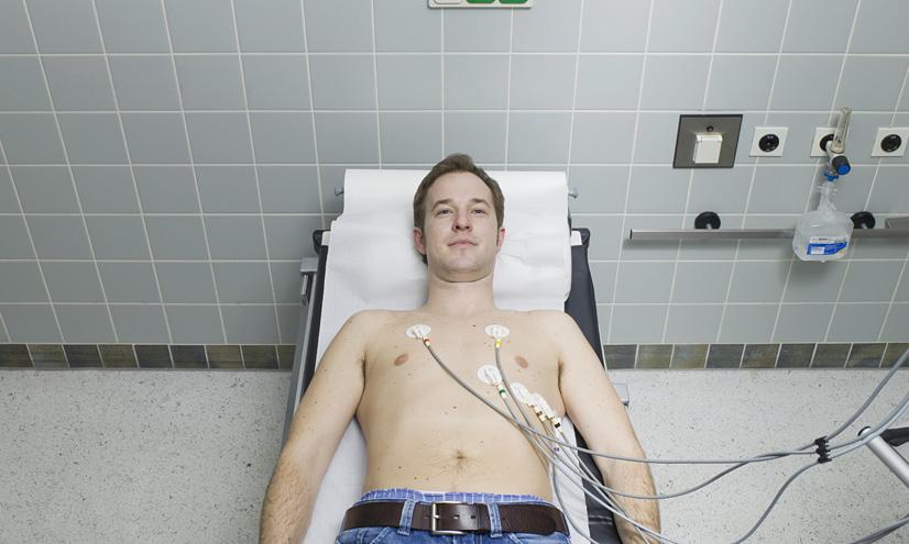 La electricidad en la medicina