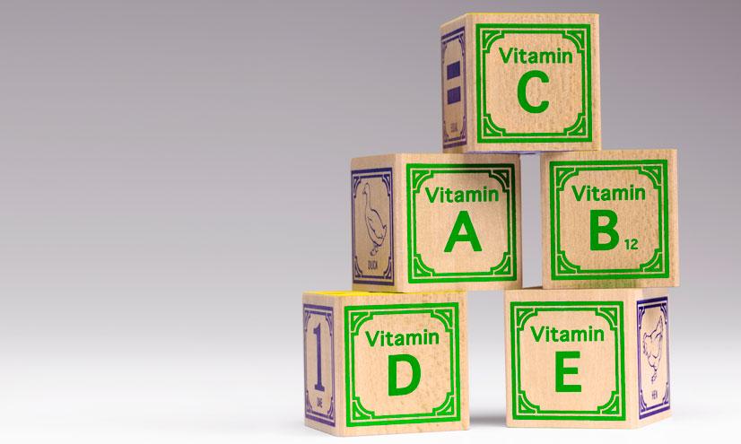 Carencia de vitaminas