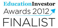Education Investor Awards 2012 Finalist