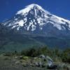 Lanin Volcano in Argentina